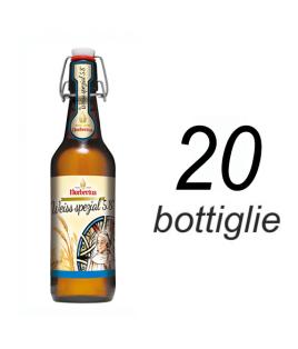 Nobertus hefeweizen scatola 20 bottiglie