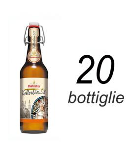 Nobertus kellerbier scatola 20 bottiglie