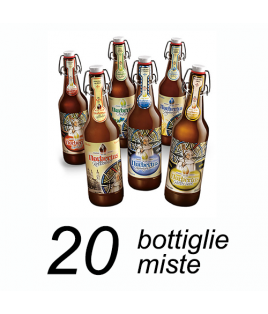 Nobertus scatola mista 20 bottiglie