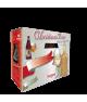 Birra Di Natale MENABREA Cofanetto 4 birre + 2 calici degustazione