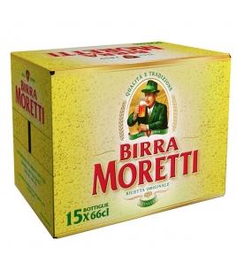BIRRA MORETTI SCATOLA COMPLETA