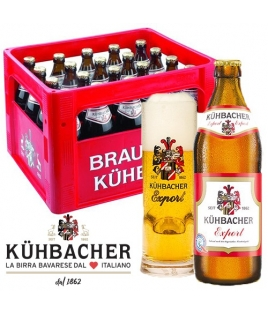 KUHBACHER Export Scatola 20 bottiglie