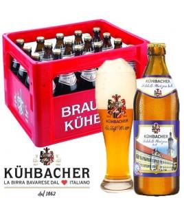 KUHBACHER Schlob-Weizen SCATOLA 20 BOTTIGLIE