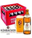 KUHBACHER 1862 Kellerbier SCATOLA 20 BOTTIGLIE